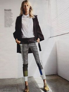 2014 Modası Hareketli Pantolonlar