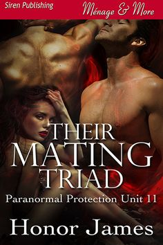 their mating rituals paranormal protection unit 4 siren publishing classic james honor
