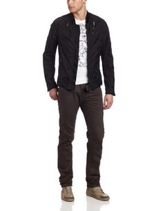 Diesel Men's Jurlo Jacket, Black, XX-Large Diesel ++You can get best price to buy this with big discount just for you.++