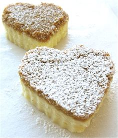 valentines day very vanilla cheesecake hearts :)
