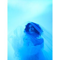 Her Blue Heaven ❤ liked on Polyvore featuring backgrounds, models, pictures, people and photos