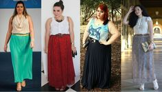 Mais uma nova categoria no blog para falarmos de Moda Plus Size, e ai gordinha pode ou não pode usar saia longa? Veja:  http://intensymodas.blogspot.com.br/2013/08/plus-size-gordinha-pode-usar-saia-longa.html