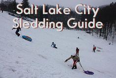 Sledding Hills Guide - Salt Lake City, Utah!