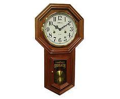 Relógio de parede regulator goldway