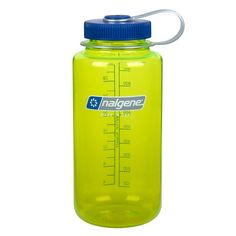 Nalgene Wide Mouth Water Bottle Safety Yellow 1Quart ** You can get additional details at the image link.Note:It is affiliate link to Amazon.