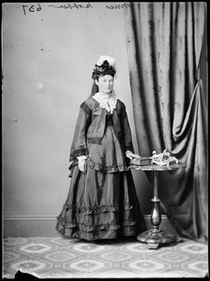 Miss Hopper c. 1870-75  State Library of New South Wales