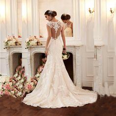 Grand Sexy Mermaid Wedding Dresses : Beautiful Sexy Mermaid Wedding Dresses
