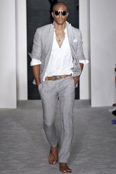 Michael Bastian Spring 2013 Menswear Fashion Show