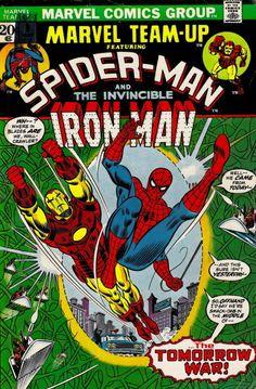 marvel team up | Marvel Team-Up Vol 1 9 - Marvel Comics Database