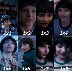 Season 1 Stranger Things Mike Wheeler Finn Wolfhard