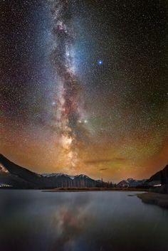 Vermillion Lakes - Banff, AB, Canada | by GiovannaGriffo on 500px