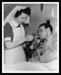BAD nurse!!! haha