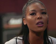 'Love & Hip Hop Hollywood' star Moniece Slaughter had lots to say about the father of her child, LIl Fizz, and it's safe to say it's shocking. Real Tv, Love N Hip Hop, Reality Tv Shows, Hollywood Star, Season 2, Stars, Celebrities, Image, Hair