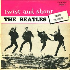 The Beatles - Twist and Shout  featuring She Loves You  (Canadian LP)   [1964]