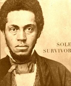 Osborne Anderson was the only African American to Survive, among the five Black Men that accompanied John Brown on the raid on Harpers Ferry!  In 1861 Anderson wrote A Voice From Harper's Ferry. He believed that southern accounts were biased, he felt compelled to give an account of the event from the raiders' perspective. http://www.cafepress.com/gkcstore