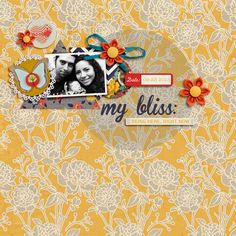 digital scrapbooking layout by raquels featuring September 2013 FREE Template by Sahlin Studio