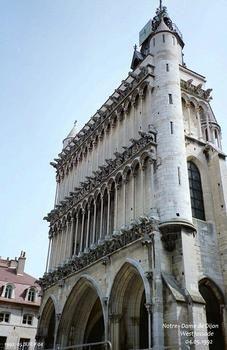 Eglise Notre-Dame. Dijon- Bourgogne
