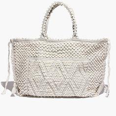 Madewell - Antonello™ Large Capriccioli Tote Bag boho chic accessories