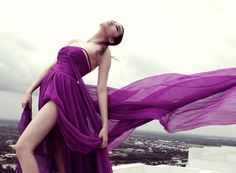 Purple! Beautiful Outfits, Beautiful Women, All Things Purple, Classy Chic, Purple Rain, My Favorite Color, Personal Style, Style Inspiration, Formal Dresses