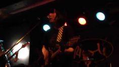きのこ帝国 NMFT Vol. 6 @ The Rivoli (2014.5.16) Pt. 3 Guitar Girl, Japan, Band, Concert, Music, Musica, Sash, Musik, Concerts