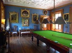 Charlecote Park, Billiard Room | Warwickshire