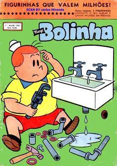Bolinha - 005 (Ed. O Cruzeiro)
