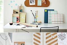 INSPIRATION   Cork Boards from ISPYDIY