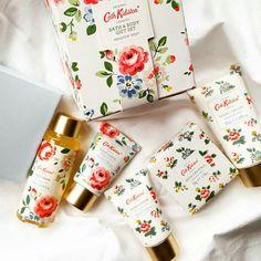 Cathy Kidston Bath & Beauty Gift Set