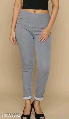 Jeggings Stylish Women's Jeggings Fabric: Denim Multipack: 1 Sizes:  34 (Waist Size: 34 in Length Size: 39 in)  36 (Waist Size: 36 in Length Size: 39 in)  38 (Waist Size: 38 in Length Size: 39 in)  28 (Waist Size: 28 in Length Size: 39 in)  40 (Waist Size: 40 in Length Size: 39 in)  30 (Waist Size: 30 in Length Size: 39 in)  32 (Waist Size: 32 in Length Size: 39 in) Country of Origin: India Sizes Available: 28, 30, 32, 34, 36, 38, 40   Catalog Rating: ★4 (237)  Catalog Name: Free Mask Elegant Feminine Women Jeggings CatalogID_1041860 C79-SC1033 Code: 335-6539662-5931