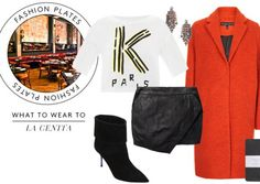 3 NYC Restos, 3 Perfect Outfits To Match