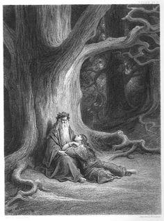 Doré - Vivien Pa II - Gustave Doré — Wikipédia