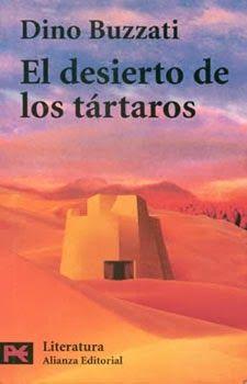 Un libro al día: Dino Buzzati: El desierto de los tártaros