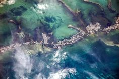 Plantation Key, Florida, USA. Picture: Cosmonaut Oleg Artemyev