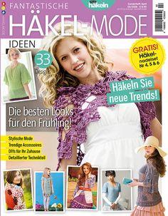 Häkeln For You Crochet Pinterest Knitting Magazine Book And
