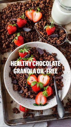 Gourmet Breakfast, Easy Healthy Breakfast, Vegan Breakfast Recipes, Eat Breakfast, Vegan Snacks, Vegan Recipes Easy, Dairy Free Recipes, Healthy Desserts, Whole Food Recipes