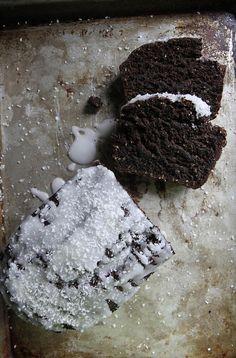 Chocolate Pumpkin Coconut Bread from @heatherchristo