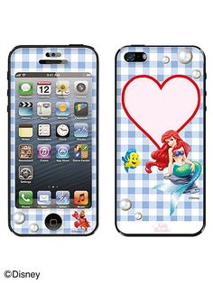 Gingham Check(Ariel) iPhone5/5S