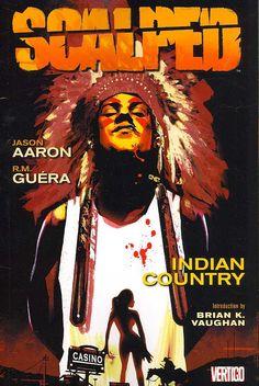Vertigo Scalped 1: Indian Country