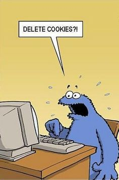Cookie Monster nightmare