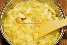 Diamond Cuisine!: Prajitura cu mere (de post) - Visul copilariei