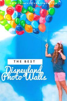 The Best Disneyland Photo Walls - Princess Turned Mom - Früchte im Garten Disneyland Birthday, Disneyland Tickets, Disneyland Photos, Disneyland Vacation, Disney Vacations, Disney Trips, Family Vacations, Cruise Vacation, Disneyland Hacks