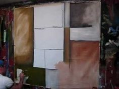 """""""Psychic Energy"""" Modern abstract art in the making - YouTube"""