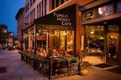 breakfast at tupelo honey cafe in asheville, nc.... MAGICAL try the goat cheese grits