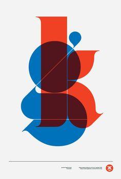 Tipografia de Aron Jancso #tipografia
