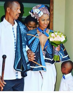 Zulu Traditional Attire, African Traditional Wedding Dress, Traditional Wedding Attire, Traditional Outfits, African Print Wedding Dress, African Wedding Attire, African Attire, African Print Fashion, African Prints