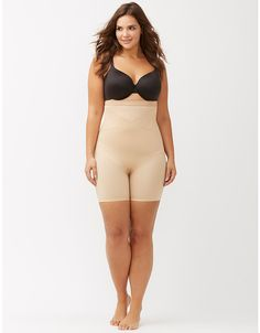 6f098ea2c0 High waist thigh shaper by Shape by Cacique