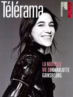 Charlotte Gainsbourg shot by Sharif Hamza for Télérama France January 2015 | Post Production by BLANK Charlotte Gainsbourg, Serge Gainsbourg, Kate Barry, Best Actress Award, Actor Studio, Lou Doillon, Jane Birkin, French Actress, English Actresses
