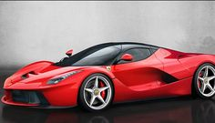 introducing the first ever hybrid sufer fast car by ferrari