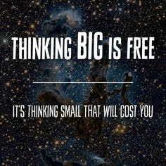 Its just better. Think Small, Think Big, Quitting Your Job, Getting Up Early, Do What You Want, Keep It Simple, Saving Money, Motivation, Coaching