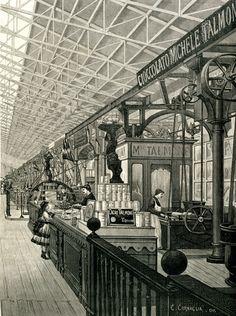 Torino-1884. cioccolateria Talmone